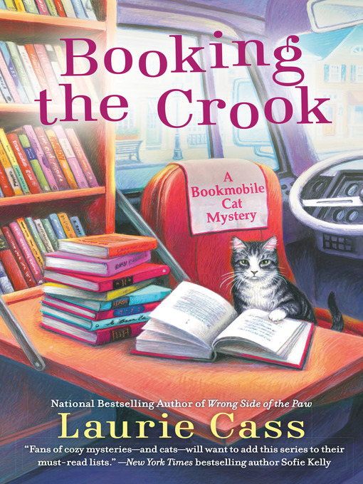 Cover of Booking the Crook