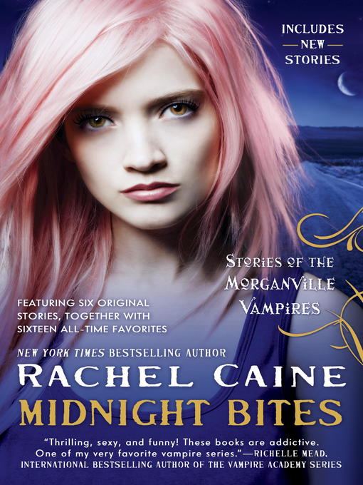 Cover of Midnight Bites