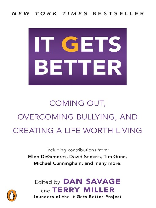 Title details for It Gets Better by Dan Savage - Wait list