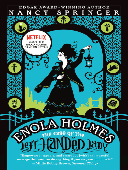 Title details for The Case of the Left-Handed Lady by Nancy Springer - Available