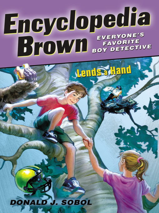 Title details for Encyclopedia Brown Lends a Hand by Donald J. Sobol - Available