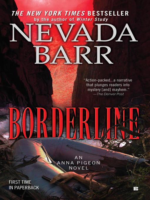 Title details for Borderline by Nevada Barr - Wait list