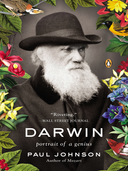 Title details for Darwin by Paul Johnson - Available