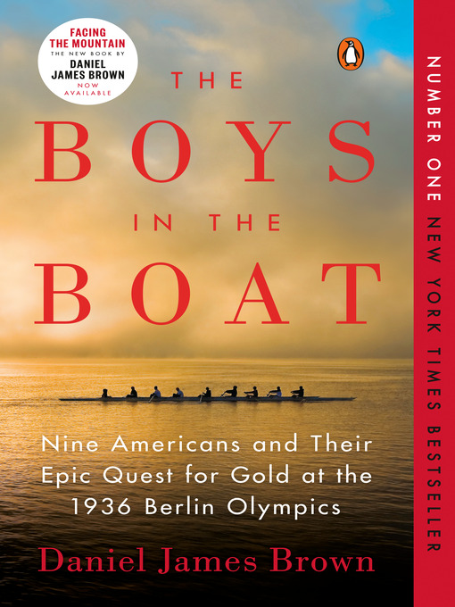 Cover of The Boys in the Boat