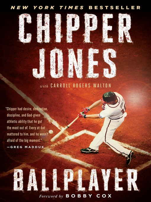 Title details for Ballplayer by Chipper Jones - Available