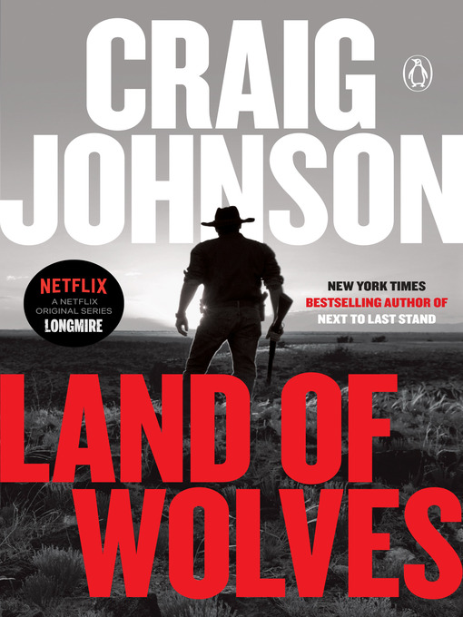 Title details for Land of Wolves by Craig Johnson - Wait list