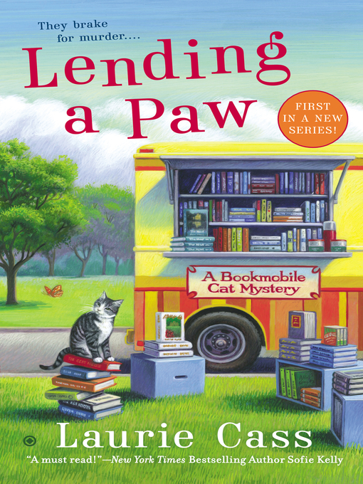Cover image for Lending a Paw