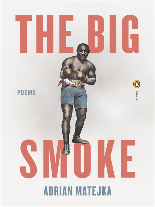 Title details for The Big Smoke by Adrian Matejka - Wait list