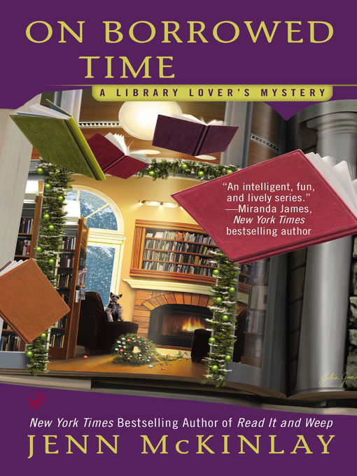Title details for On Borrowed Time by Jenn McKinlay - Wait list