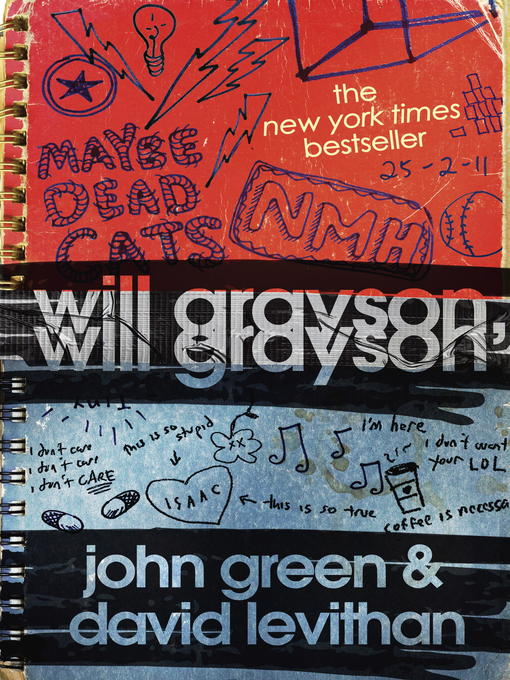 Title details for Will Grayson, Will Grayson by John Green - Available