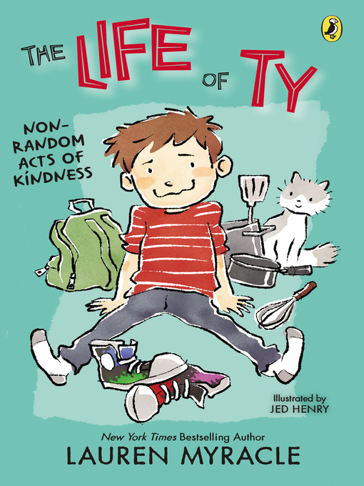 Title details for Non-Random Acts of Kindness by Lauren Myracle - Available