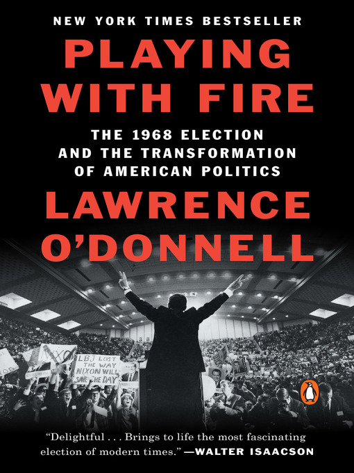 Title details for Playing with Fire by Lawrence O'Donnell - Wait list