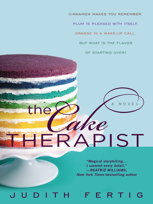 Title details for The Cake Therapist by Judith Fertig - Wait list