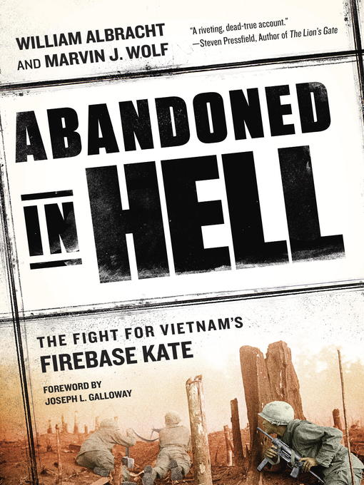 Title details for Abandoned in Hell by William Albracht - Available