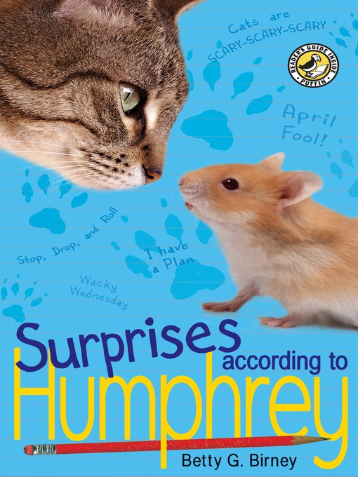 Title details for Surprises According to Humphrey by Betty G. Birney - Wait list