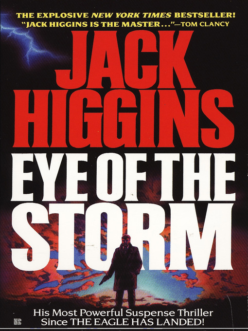 Title details for Eye of the Storm by Jack Higgins - Available