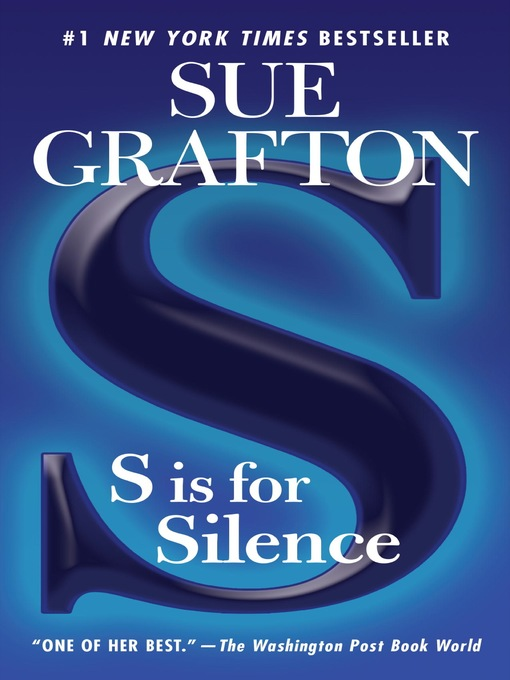"Title details for ""S"" is for Silence by Sue Grafton - Wait list"
