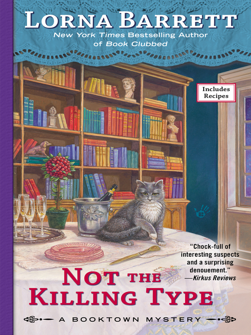 Title details for Not the Killing Type by Lorna Barrett - Wait list