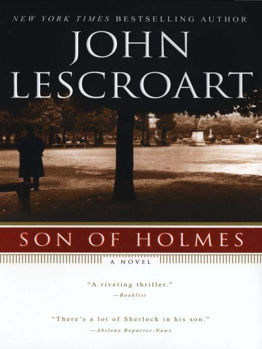 Title details for Son of Holmes by John Lescroart - Available
