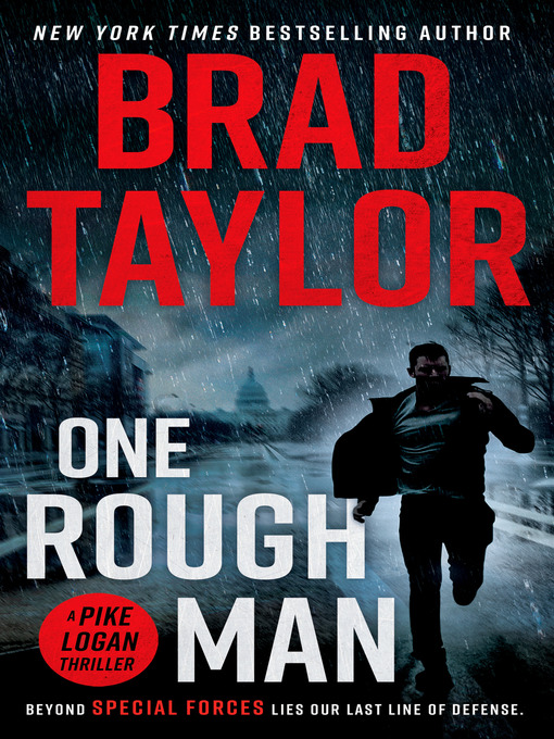 Title details for One Rough Man by Brad Taylor - Available