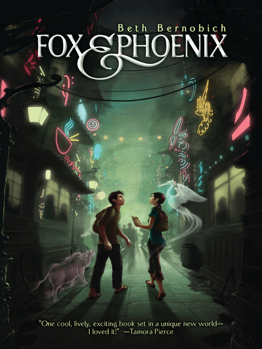 Title details for Fox and Phoenix by Beth Bernobich - Available