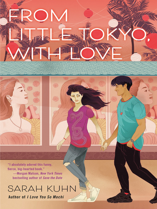 Title details for From Little Tokyo, with Love by Sarah Kuhn - Wait list