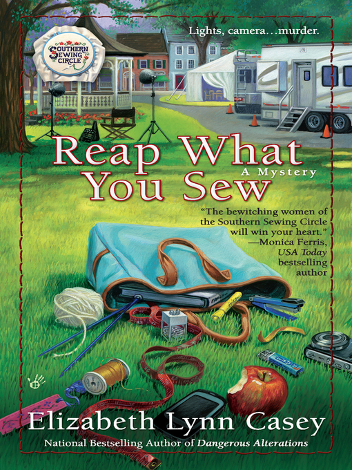 Title details for Reap What You Sew by Elizabeth Lynn Casey - Wait list
