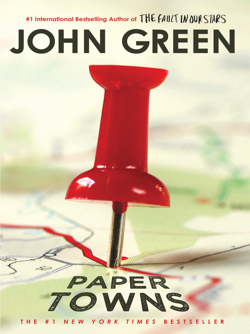 Title details for Paper Towns by John Green - Available
