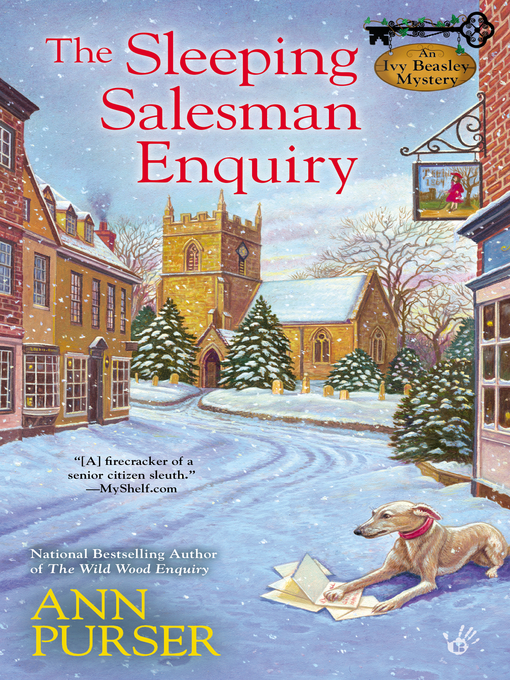Title details for The Sleeping Salesman Enquiry by Ann Purser - Available