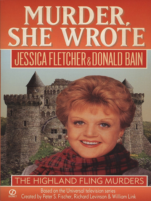 Title details for Highland Fling Murders by Jessica Fletcher - Wait list