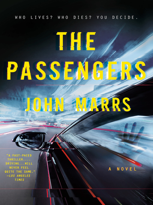 Title details for The Passengers by John Marrs - Wait list