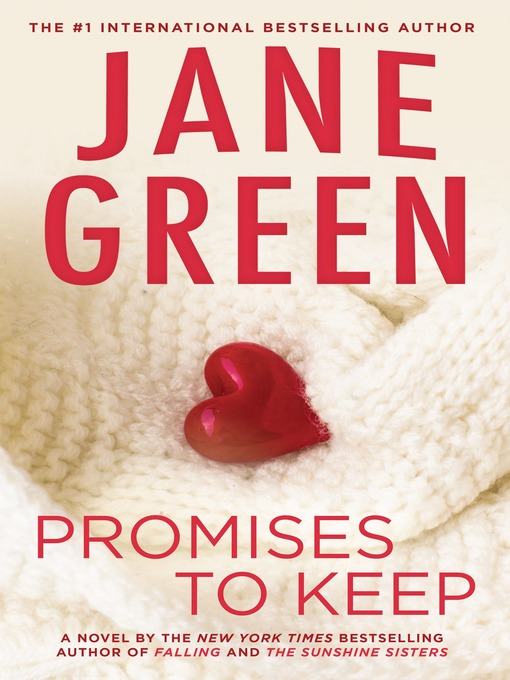 Title details for Promises to Keep by Jane Green - Available