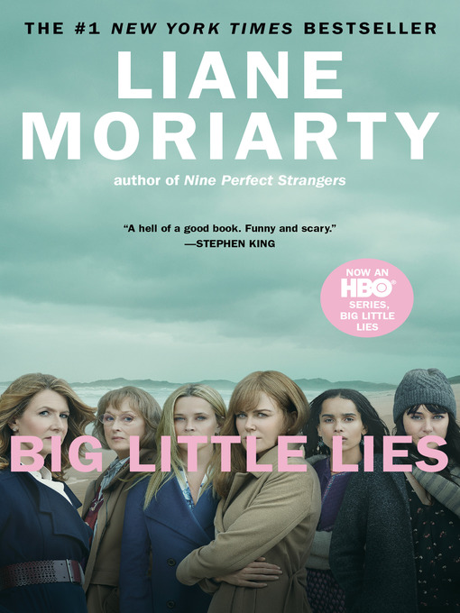 Cover image for book: Big Little Lies