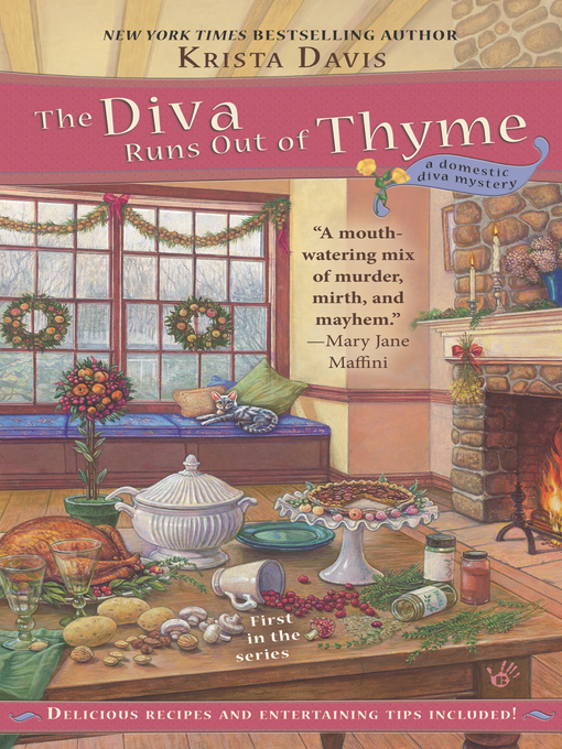 Title details for The Diva Runs Out of Thyme by Krista Davis - Available