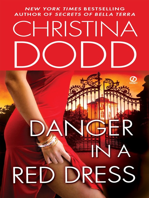 Title details for Danger in a Red Dress by Christina Dodd - Available