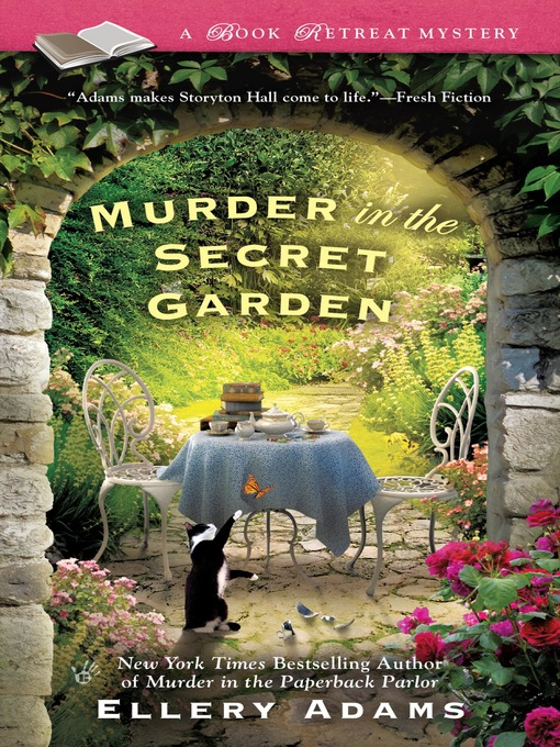 Title details for Murder in the Secret Garden by Ellery Adams - Available