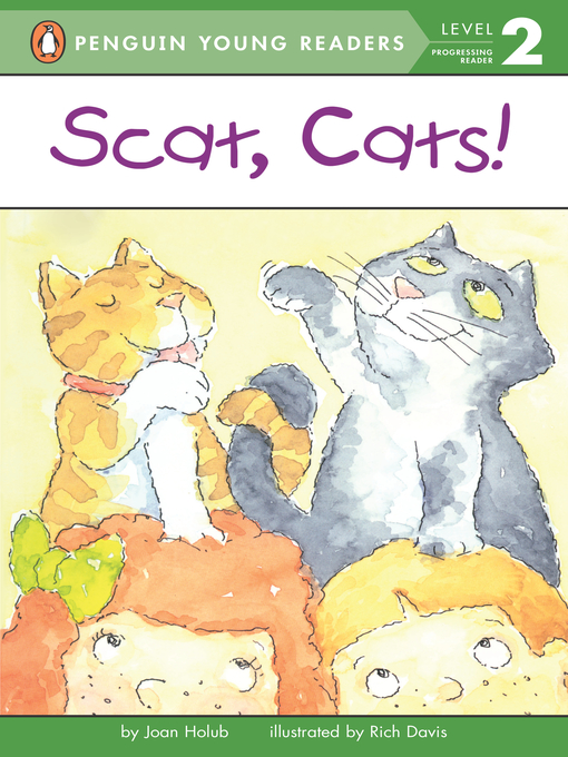 Title details for Scat, Cats! by Joan Holub - Available