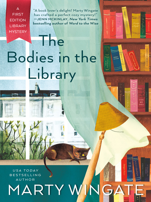 Title details for The Bodies in the Library by Marty Wingate - Wait list