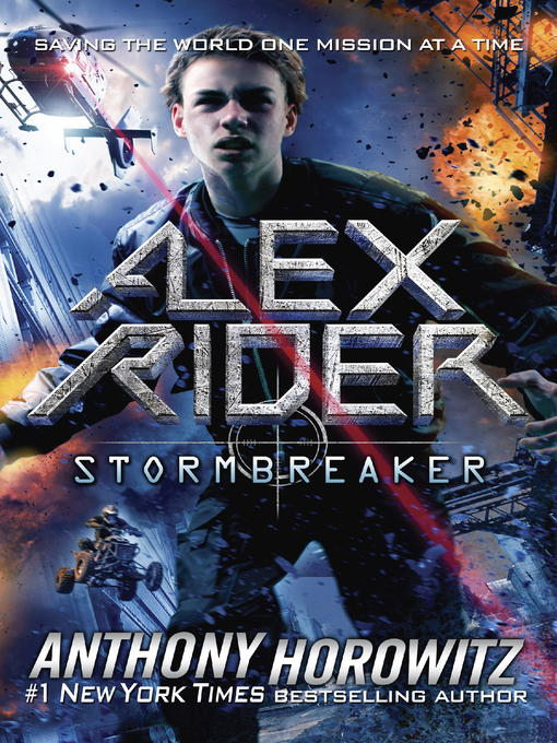 Title details for Stormbreaker by Anthony Horowitz - Available