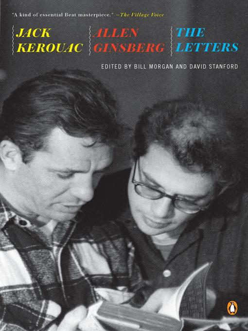 Title details for Jack Kerouac and Allen Ginsberg by Jack Kerouac - Wait list