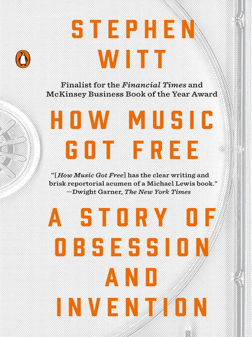 Title details for How Music Got Free by Stephen Witt - Wait list