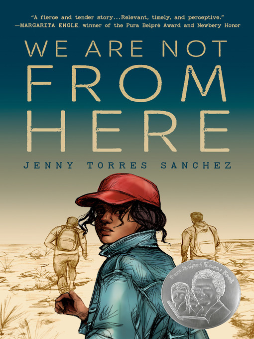 Title details for We Are Not from Here by Jenny Torres Sanchez - Wait list
