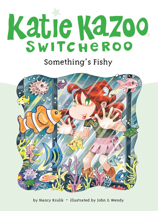 Title details for Something's Fishy by Nancy Krulik - Available