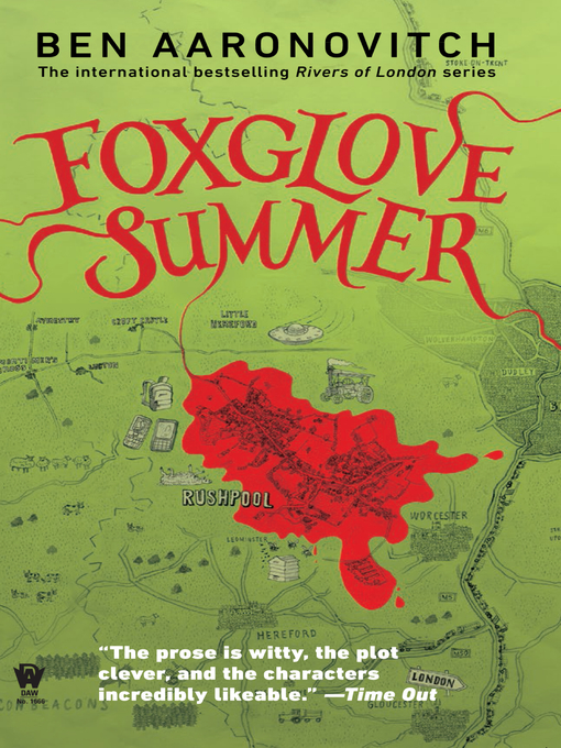 Title details for Foxglove Summer by Ben Aaronovitch - Wait list