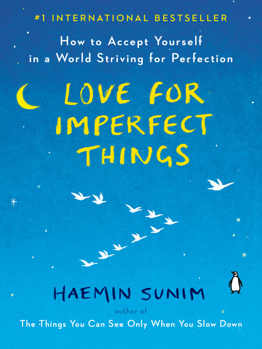 Title details for Love for Imperfect Things by Haemin Sunim - Wait list