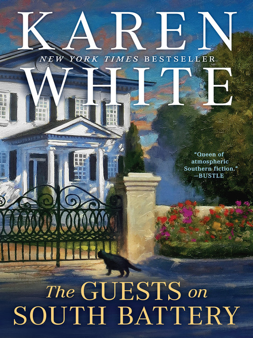 Title details for The Guests on South Battery by Karen White - Wait list