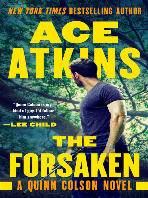 Title details for The Forsaken by Ace Atkins - Wait list