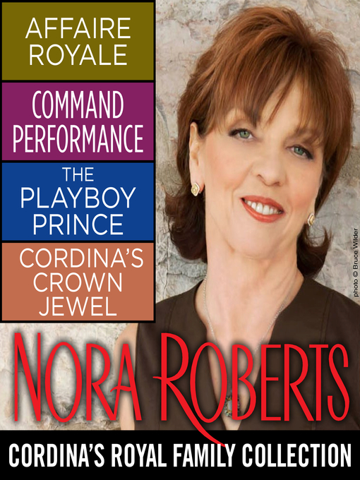 Title details for Cordina's Royal Family Collection by Nora Roberts - Wait list
