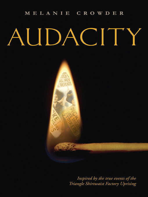 Audacity ok virtual library overdrive title details for audacity by melanie crowder wait list fandeluxe Gallery