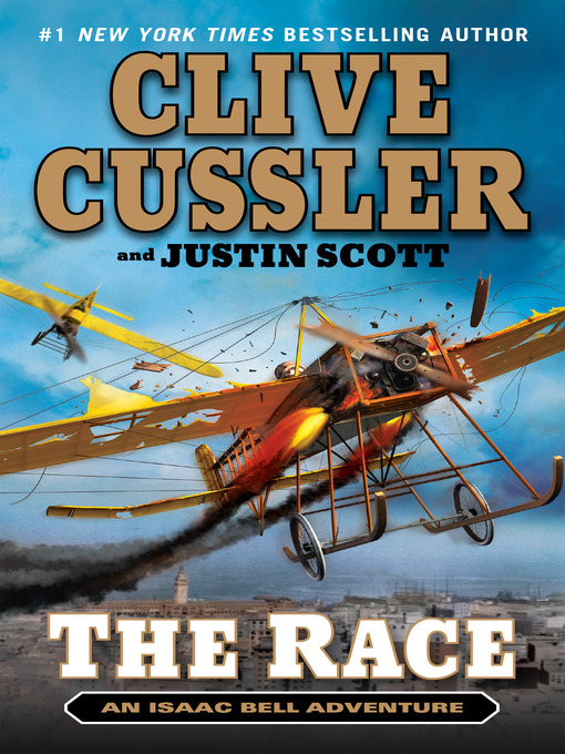 Title details for The Race by Clive Cussler - Available